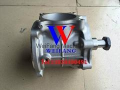 Kobelco SK350-8 fuel pump joint