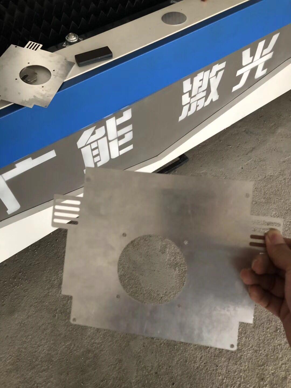 不锈钢激光切割机 1