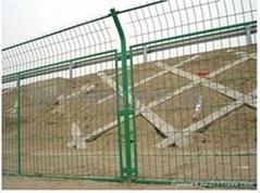 高速隔離網欄護欄