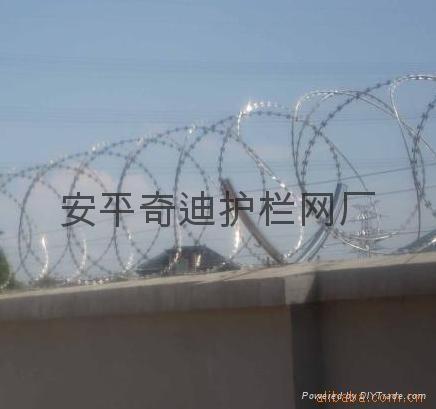 高速隔离网栏护栏 4