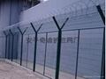 高速隔离网栏护栏 5