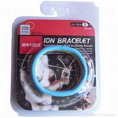 Energy Bracelet(ISO9001/SGS Report/OEM Promotional Bracelet Ion Bracelet)
