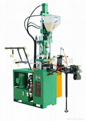 Auto Zipper injection machine