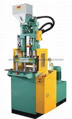 Small vertical injection molding machiine 40 ton