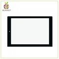 Custom Anti-Glare Glass Panel used onto Electronics Touch screen  1