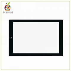 Custom Anti-Glare Glass Panel used onto Electronics Touch screen