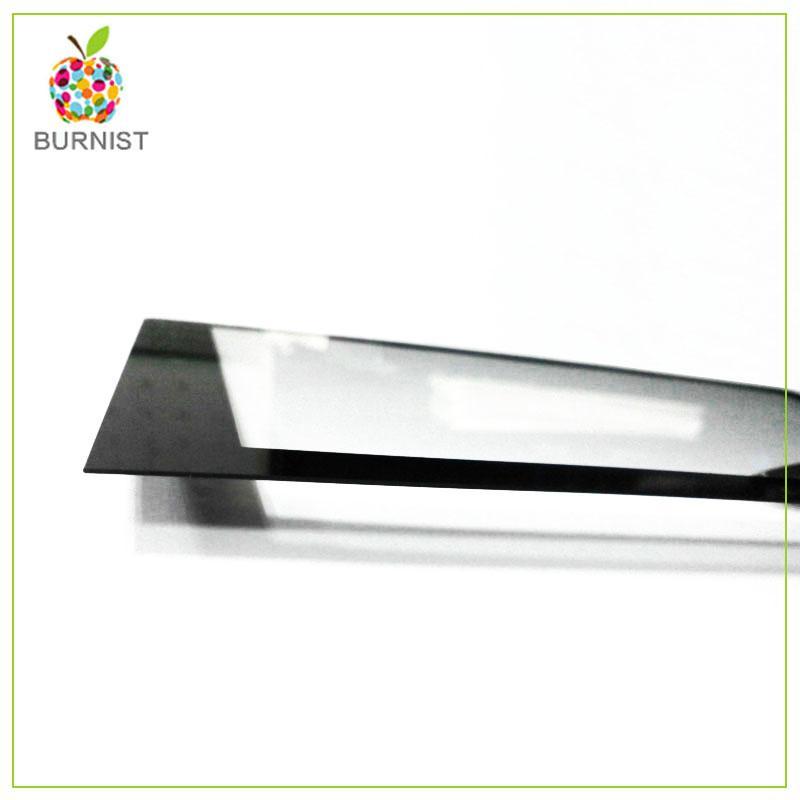 Custom Anti-Glare Glass Panel used onto Electronics Touch screen  4