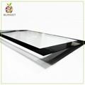Custom Anti-Glare Glass Panel used onto Electronics Touch screen  5