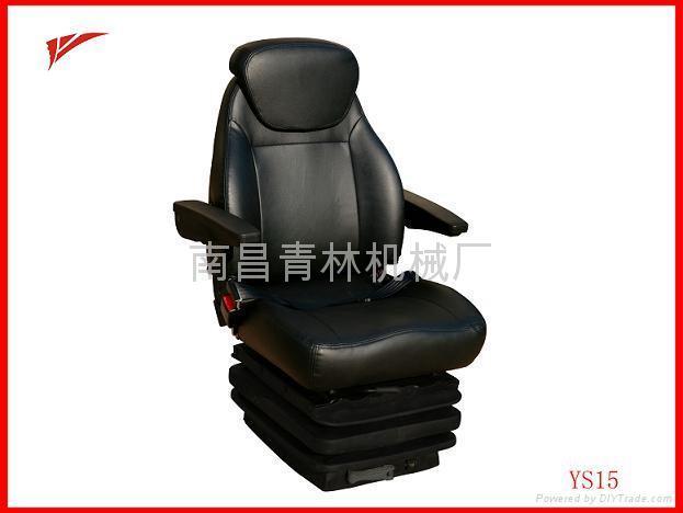 工程機械座椅 1