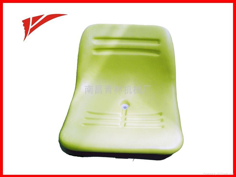 黃色拖拉機座椅 1