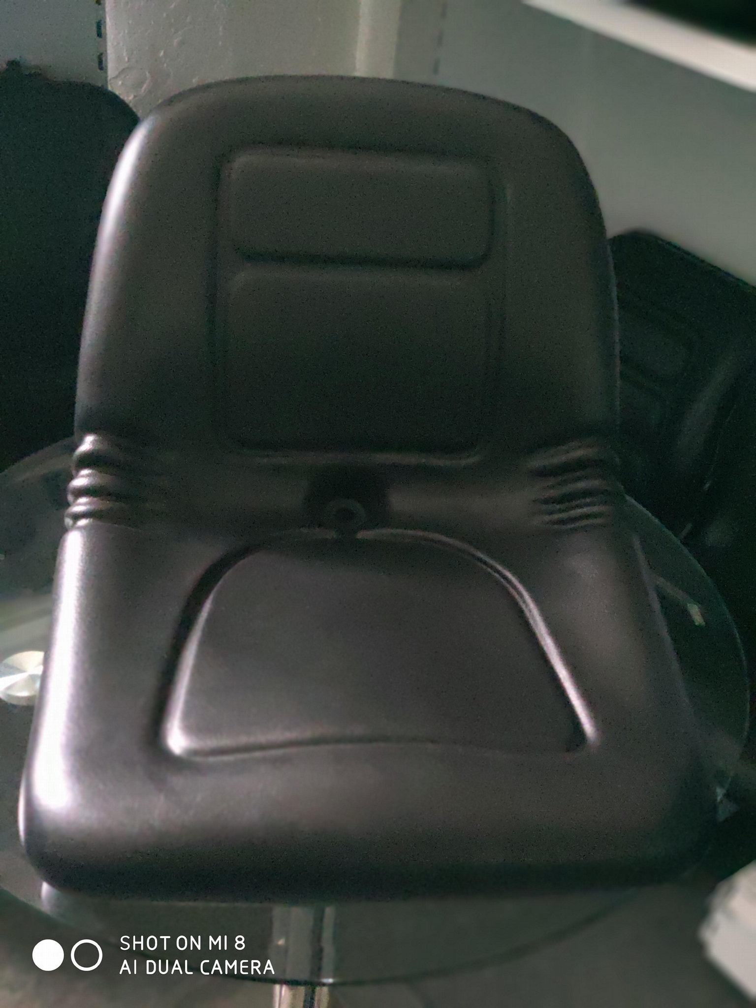 Mower seats 3