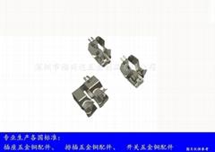 萬用插座五金銅件FXD-138
