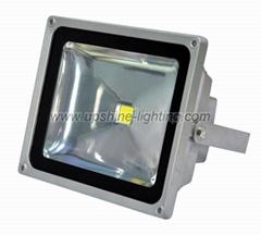 高亮度 50W LED戶外氾光燈