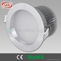 15W SMD fixed led ceiling light