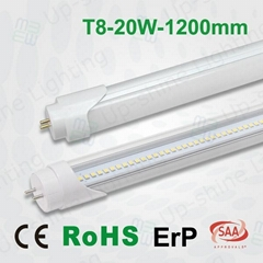 20W 4ft  led T8 tube light ErP CE RoHS