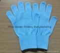 meat cutter gloves