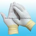 13G light weight glove/nylon knitted