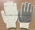 User-friendly forestry gloves/cheap