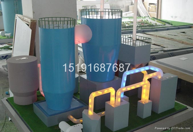 工业模型制作 1