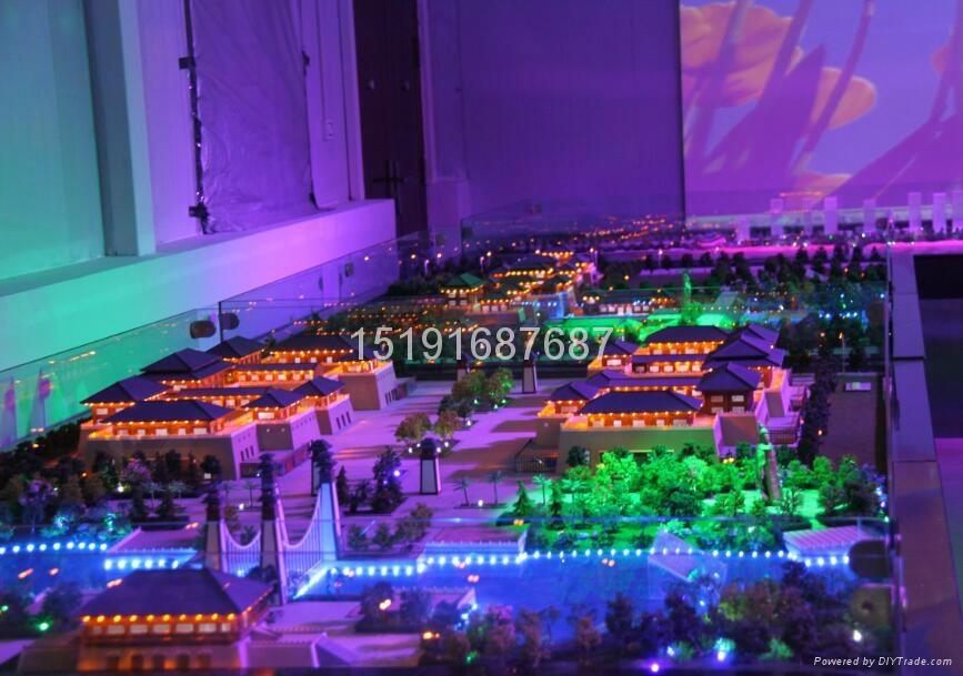 西安旅游多媒体规划模型 1