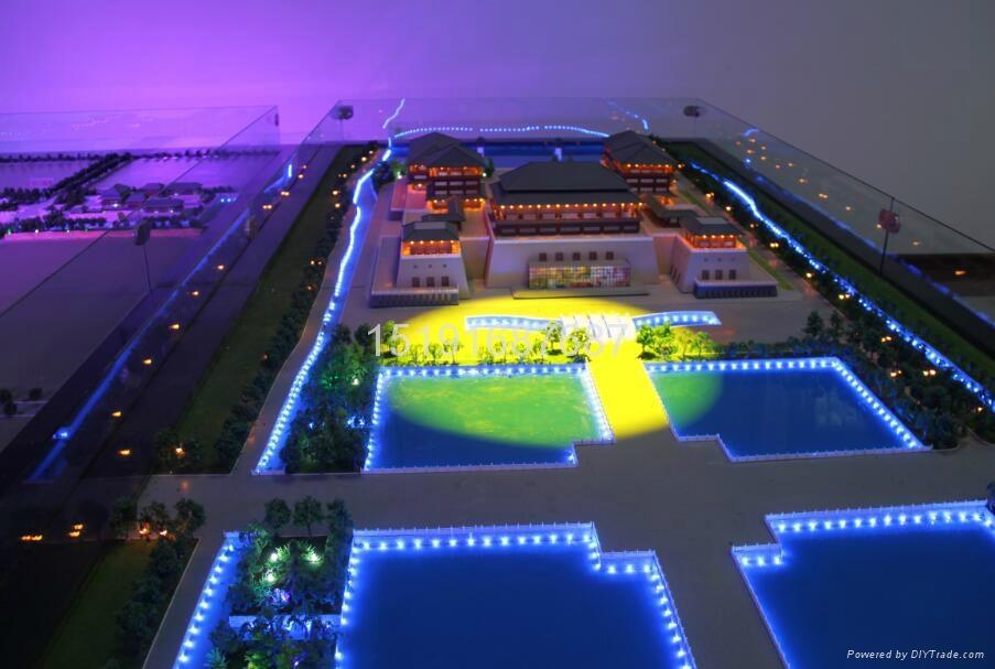 西安旅游多媒体规划模型 2