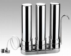 multi-stage tap water filter