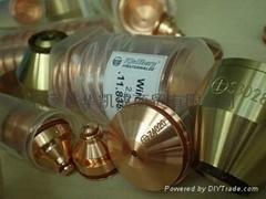 德國凱爾貝易損件電極噴嘴屏蔽罩