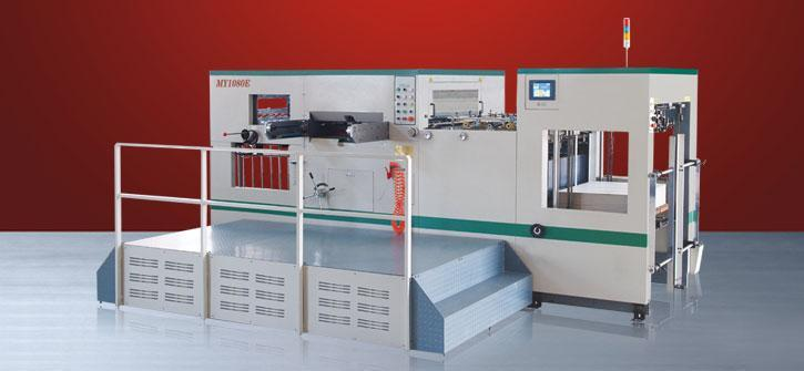 automatic die cutting and creasing machine 1