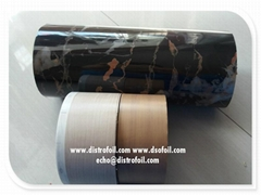 Marble heat transfer film
