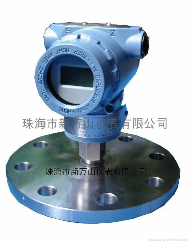 氯乙酸压力变送器 1