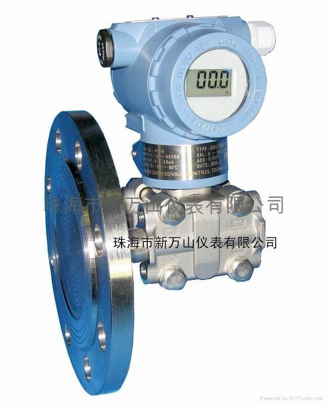 氯乙酸壓力變送器 3