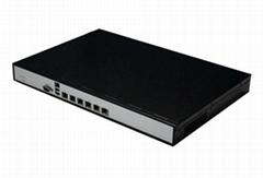 3 4 or 6 Rj-45 GbE firewall hardware