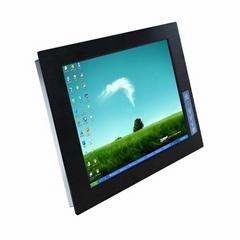 15寸工业显示器带触摸屏
