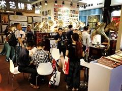 2020第19屆義烏國畫裝裱材料裱畫機綾布絹布文房四寶展覽會