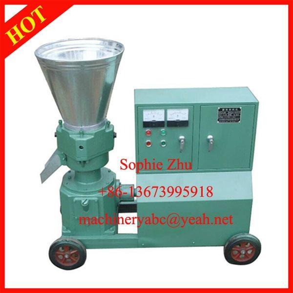 Sawdust Wood Pellet Machine Animal Feed Pellet Machine