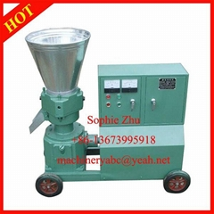 Sawdust Wood Pellet Machine Animal Feed Pellet Machine