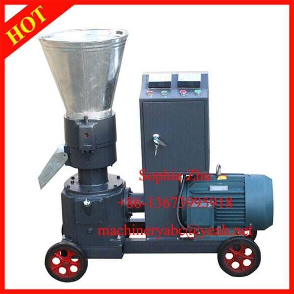 Sawdust Wood Pellet Machine Animal Feed Pellet Machine 3