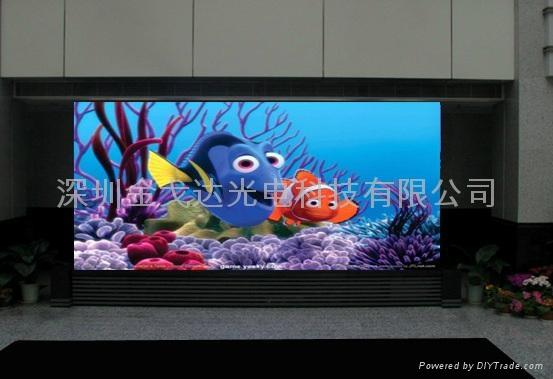 PH5室內表貼全彩顯示屏 3