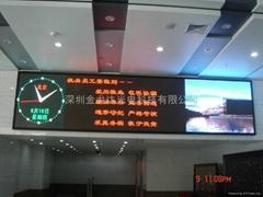 PH7.62室內表貼全彩顯示屏