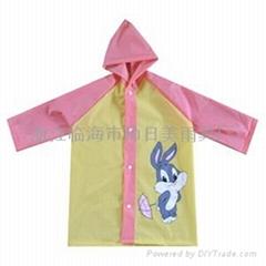 儿童EVA雨衣