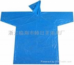 PE塑料雨衣