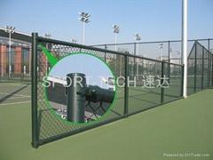 組裝式體育圍網系統