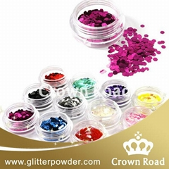 Nail Art Glitter Powder 50g Acrylic Nail Gel Glitter Powder