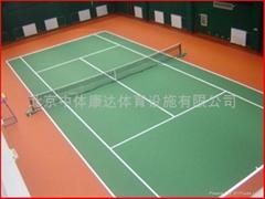 塑膠PVC運動地板