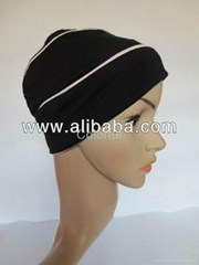 Hot sell online wholesale chemo turban alopecia skullcap