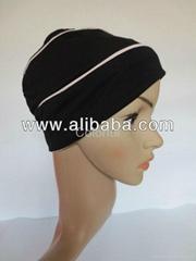 Hot sell online wholesale chemo turban alopecia skullcap