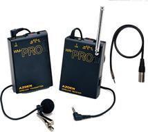 AZDEN WLX-PRO广播级摄像机用无线采访话筒