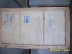 深圳机器设备木箱包装