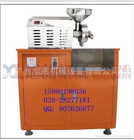 不锈钢磨粉机黄豆磨粉机不锈钢五谷杂粮磨粉机 2