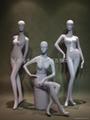 服裝展示道具女模特